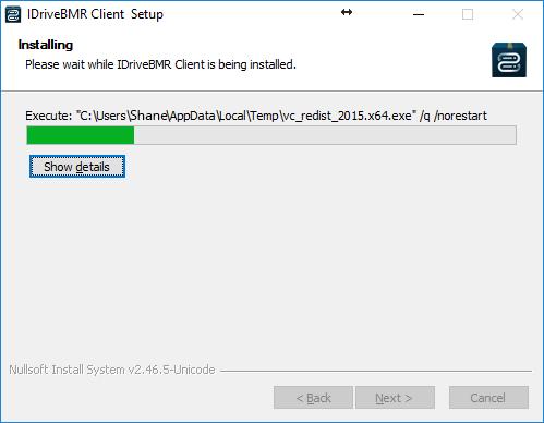 bmr_client_installer