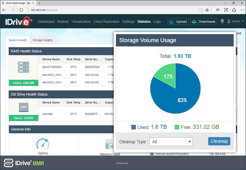 Storage Volume