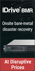 Onsite Bare-Metal Recovery with Cloud Replication
