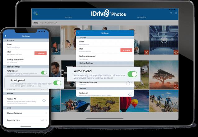 IDrive Photos